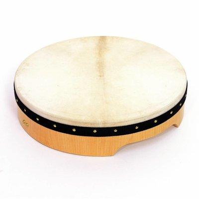 Bodhran Ø 45 cm, essen multiplex (incl. tas en beater)