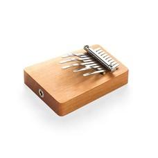 Hokema Kalimba B9 Elektro, mini met 9 tonen, basisstemming A-mineur