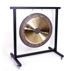 Stiggelbout Slagwerk Gongstandaard voor gong van Ø 130 cm, demontabel, StigSlag