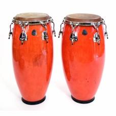 Conga-set 11 en 11,75'', rood, Ossi Percussion