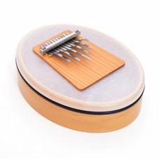 Hokema Kalimba Sansula Melody 11 tonen, in G-majeur (basisstemming)