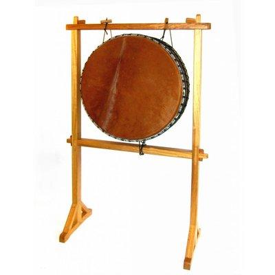 Mega-gongdrum met standaard Ivoorkust, Ø 90 cm, Kambala