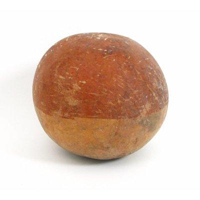 Kalebas compleet, rond 40 - 45 cm