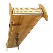 Monochord KoTaMo, 2 x 23 snaren, gebruikt