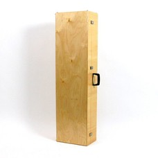 Kist voor monochord KoTaMo (2x23 snaren), gebruikt