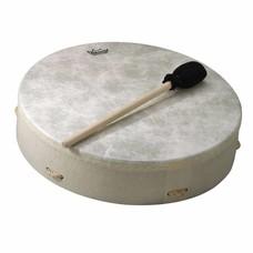Framedrum Bahia Buffalo Drum 16x3,5'', wit, Remo