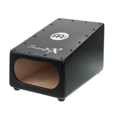 Meinl Snarebox, hout, Meinl (incl. klopper)
