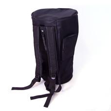 Tas voor djembé tot 34 cm, XL, Zwart, TOP, Afroton