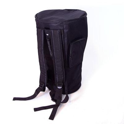 Afroton Tas voor djembé tot 32 cm, L, Zwart, TOP, Afroton