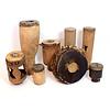 StigSlag Set oude trommels uit Malawi 1950