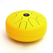Aquadrum Air MY, A-Akebono, geel (incl. tas en onderzetter)