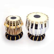 Junior tabla set (incl. tas en onderzetringen)