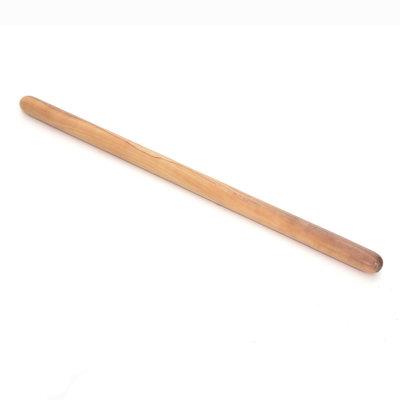 StigSlag Stok voor doundoun/sangban, glad, maat L, 38,5x1,9 cm (p/st)