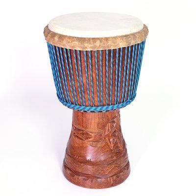 Djembé 'Super' uit Guinee Ø 31 cm, Bouba Percussion