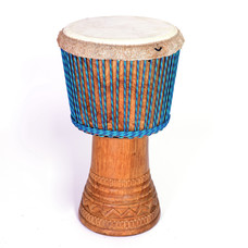 Bouba Percussion Djembé 'Super' uit Guinee Ø 30 cm, Bouba Percussion