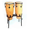 Bouba Percussion Conga-set Guinee op standaard, Bouba Percussion