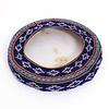 Beschermhoes voor trommel Ø 30 cm, Batik/Ikat Design
