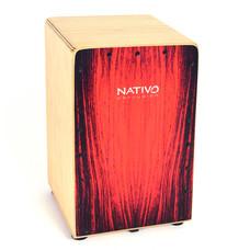 Nativo Percussion Cajon Inicia Red, Nativo Percussion