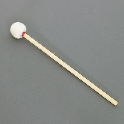 Klopper vilt, zacht, Ø 45 mm, houten steel (p/st)