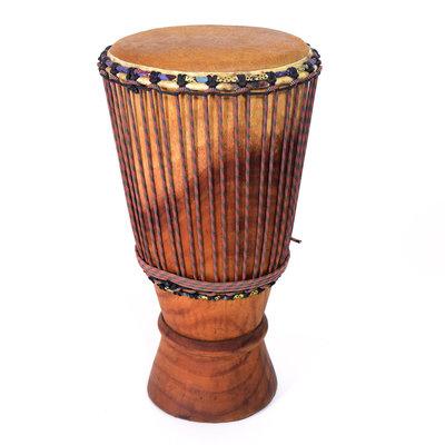 Bouba Percussion Bougarabou Ivoorkust Ø 31 cm