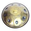 Gadung Gadung Handpan 'Little Bear Gold' in E (incl. Evatek koffer)