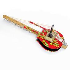 Ngoni model elektrische gitaar, 19 snaren