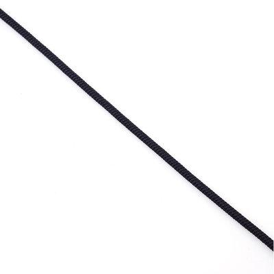 Stiggelbout Slagwerk Touw polyester 4 mm zwart (p/m)