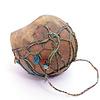 Kalebasdrum Mali, oud, doorleefd