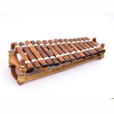 Bouba Percussion Balafoon 15 staven, diatonisch, Guinee