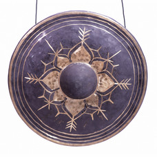 Rytmelo Gong Thailand Ø 24 - 25 cm (incl. klopper)