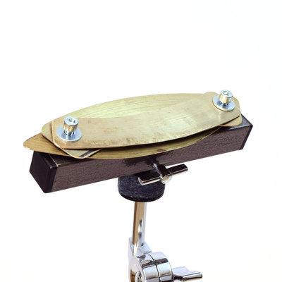 Crasher/Trasher 'Trashure' gemaakt van oude bekkens