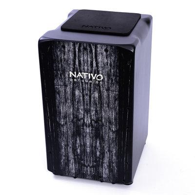 Nativo Percussion Cajon Pro Plus ´Carbon´, Nativo Percussion