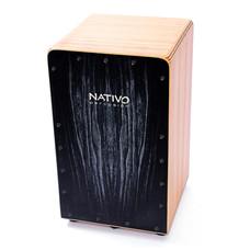 Nativo Percussion Cajon Inicia Black, Nativo Percussion