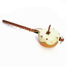 Ngoni, 12 snaren (gitaarspanners), model Kauri (incl. tas)