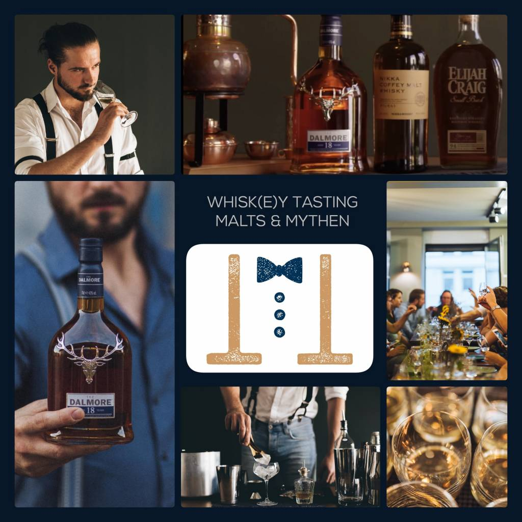 Whisk(e)y Tasting Hamburg am 10.08.2019