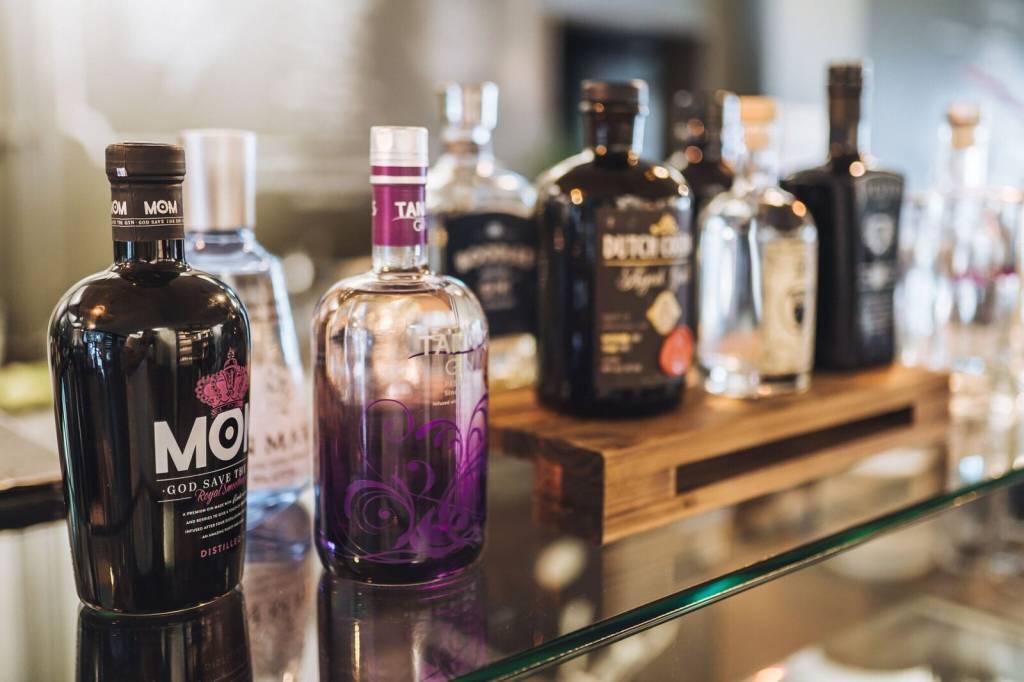 Gin Tasting Hamburg am 30.10.2021