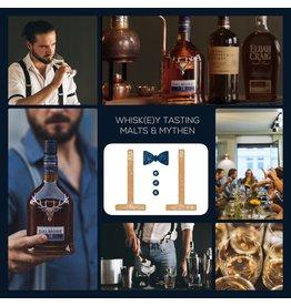 Dein Gutschein für das Whisky Tasting Hamburg