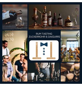4 Rum Tasting 13.09.2019