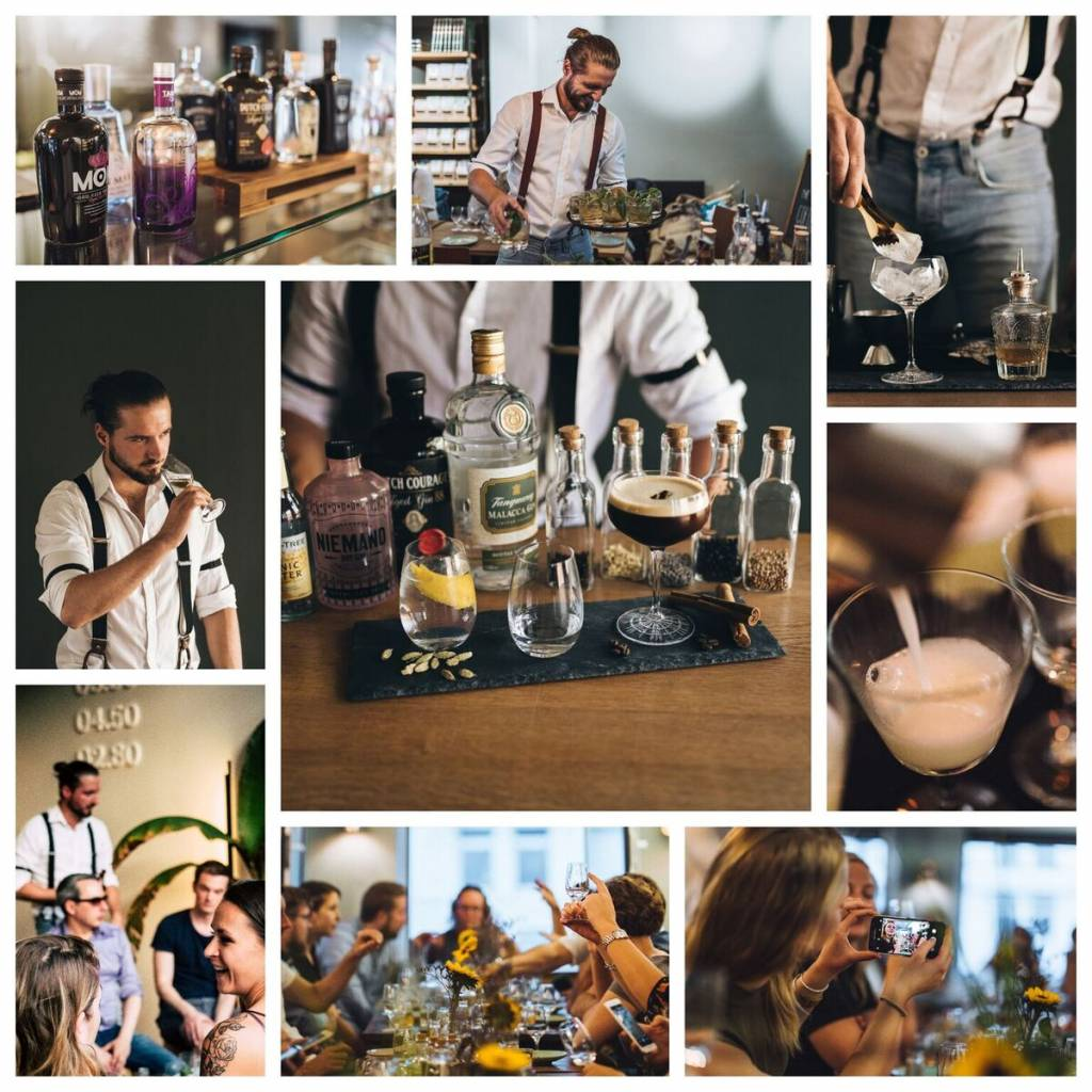 Gin Tasting Hamburg am 04.07.2020