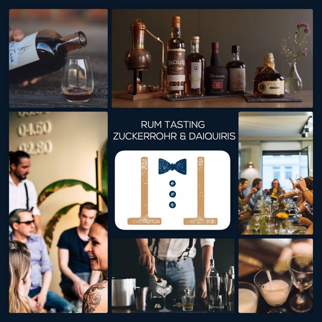 Rum Tasting Hamburg am 14.12.2019