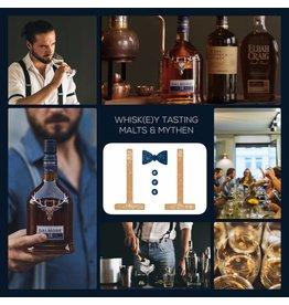 Whisk(e)y Tasting 08.08.2020