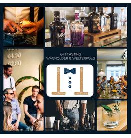 |3| Online Gin Tasting 06.03.2021