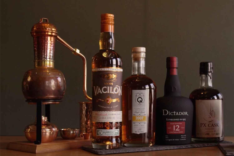 Rum Tasting at Home - Online Rum Tasting am 19.02.2021