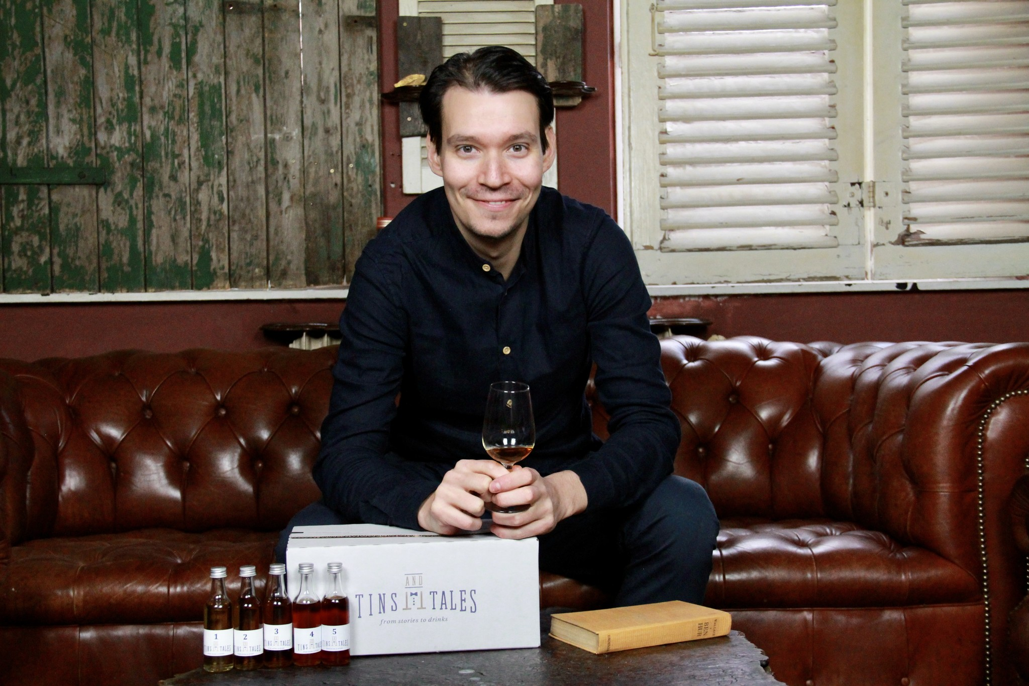 Whisky Tasting at Home - Digitales Whisky Tasting am 28.12.2021