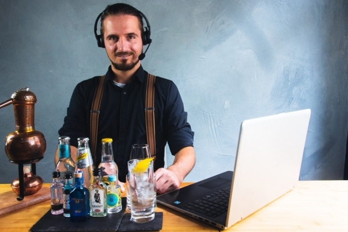 09.07.2021 Virtueller Cocktailkurs Live per Stream