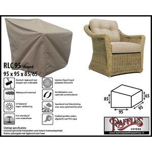Hoes voor lounge stoel, 95 x 95 H: 85 /65 cm