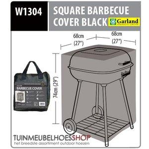 Vierkante barbecue cover, 68 x 68 H: 74 cm