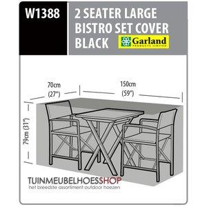 Hoes voor balkon set, 150 x 70 H: 79 cm