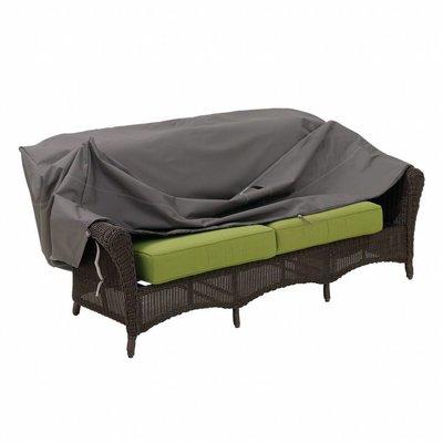 Ravenna, Classic Accessories Hoes voor Lounge bank, Wicker bench cover 193 x 83  cm Hoog 84 cm
