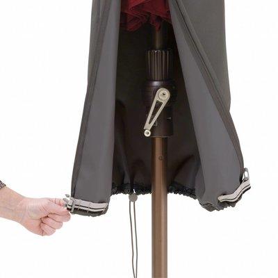 Ravenna, Classic Accessories Parasol hoes 185 cm lang, geschikt voor max.  diam 335 cm of vierkant 240 x 240 cm